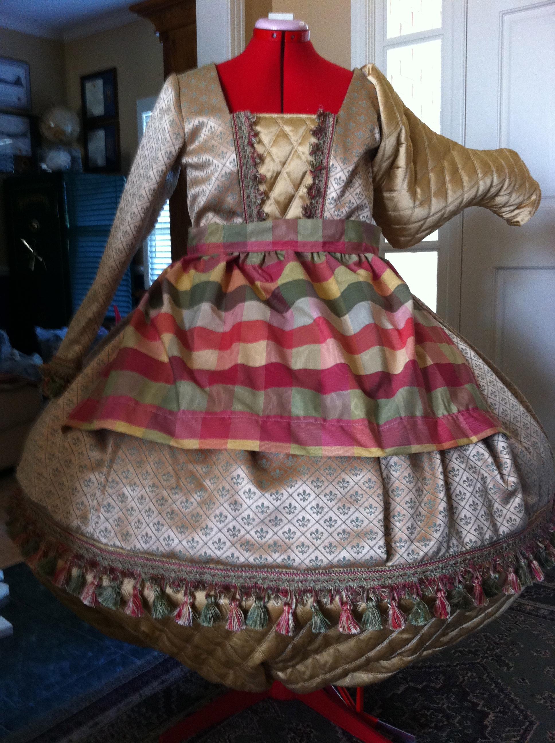 Mrs Potts Angela Wood Designs