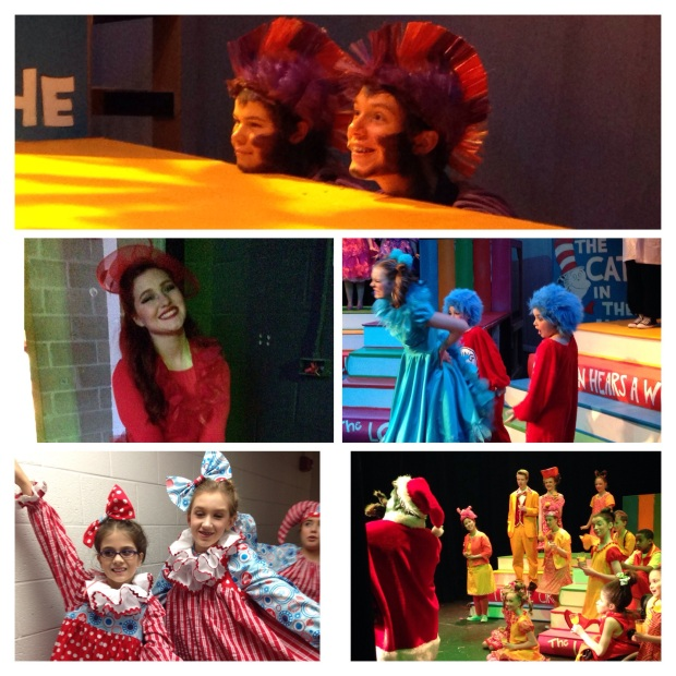 Cat In The Hat Actors: Seussical Photos